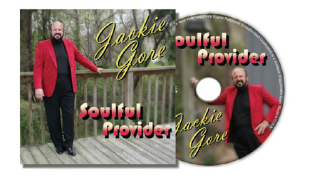 Jackie Gore - Soulful Provider