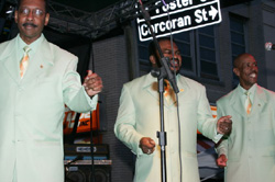 Russell Thompkins JR & New Stylistics